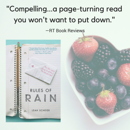 Rules of Rain graphic